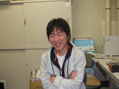 卒業生来校(11月16日の2)