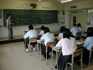 岐阜聖徳学園高校を見学して : ...