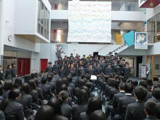 3月4日 第42回 卒業式が行われました!