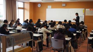 「附属中学オープン模試対策講座」が行われました!!