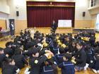 年長組 附属小学校の秋祭り