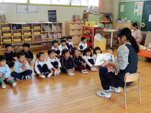 学生さんの実習指導