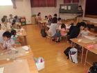 夏休み親子造形教室(8月2日)