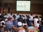 年中組 歯磨き指導(8月30日)