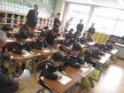 年長組 附属小学校プレスクール(11月7日)