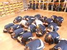 避難訓練<地震> (1月11日)