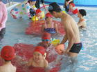 親子水泳教室(8月9日)