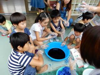 親子造形教室