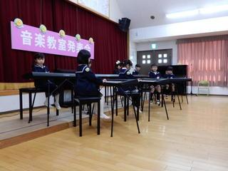 音楽教室発表会