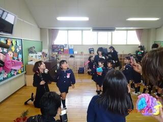 卒園式(3月16日土曜日)