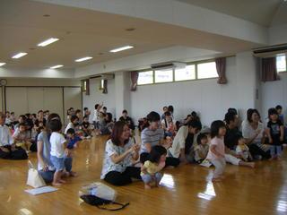 第3回 みみちゃんクラブ「粘土で遊ぼう」(6月11日)