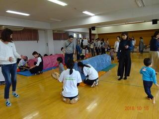 第7回 みみちゃんクラブ 「みみちゃん運動会」