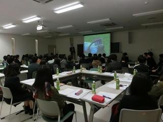 入学前準備講座(外国語学部)を実施しました