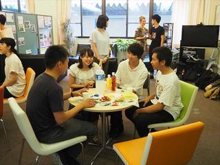 Lounge MELTで外国人留学生と日本語交流会を開催
