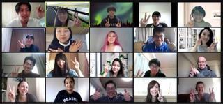 日本自律学習学会(JASAL)の学生フォーラムで本学外国語学部学生がリーダーを務めました。