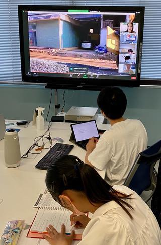 「フレッシュ・グローバル研修」がメディアで紹介されました