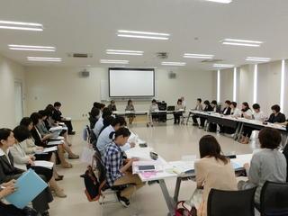 平成28年度 看護学部看護学実習等連絡協議会が開催されました。
