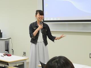 看護学部「海外研修」第1回目事前研修会を開催しました
