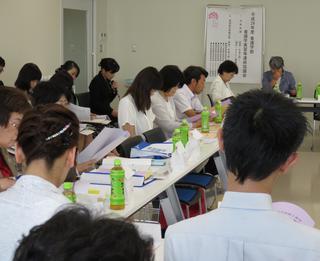 平成29年度 看護学部看護学実習等連絡協議会が開催されました。