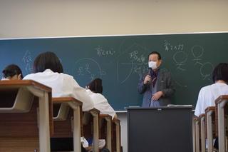 【岐阜県内初!】岐阜県立羽島北高等学校との高大連携事業を実施