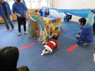 第4回 親子教室(Cコース)が開催されました
