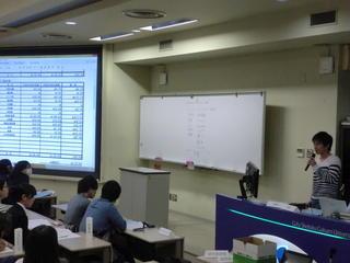 フレッシュマンスタッフ研修会が開催されました。