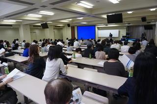 平成29年度 保護者懇談会が開催されました。