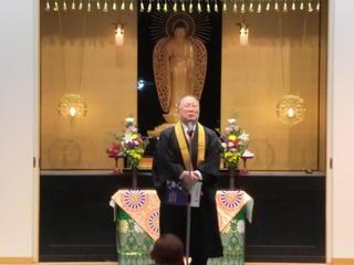平成29年度 「報恩講の集い」(経済情報学部)を開催しました