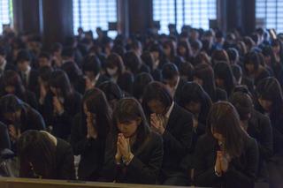 平成30年度 入学奉告本山参拝を行いました