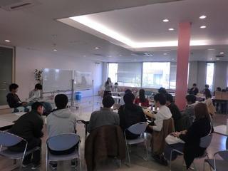 平成31年度 ニューリーダーズ研修会を開催しました。