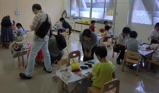 令和元年度夏祭りを開催しました。