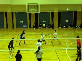 岐阜キャンパスで球技大会を行いました。