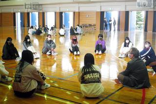 令和3年度「短期大学部フレッシュマンキャンプ」開催