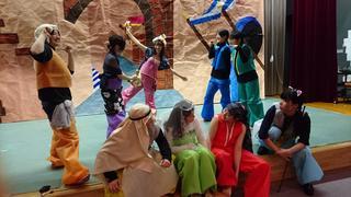 子どものための音楽劇発表会 開催