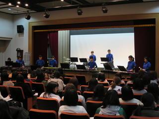保育内容演習Ⅰ・Ⅱ(卒業研究)発表会が開催されました