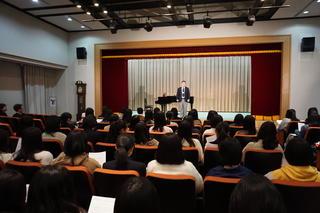 2019年度短期大学部入学予定者対象「入学前準備講座」開催
